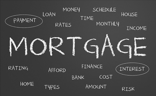 Illustration Of Mortgage Types