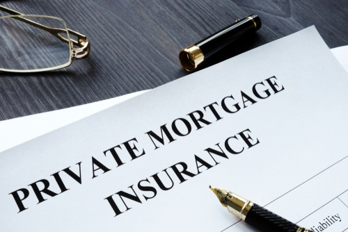 Private mortgage insurance application